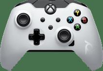 Verkabelter PDP Controller Xbox Series X und Xbox One Weiß
