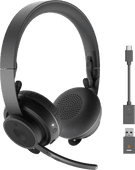 Logitech Zone 900 kabelloses Office-Headset