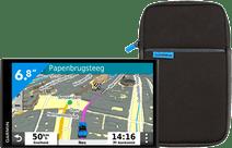 Garmin Drivesmart 65 LMT-S Europa + Garmin Universal-Tragetasche (7 Zoll)
