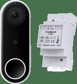 Google Nest Hello + Friedland Klingeltransformator