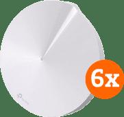 TP-Link Deco M5 Multiroom WLAN 6er-Pack