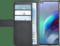 Azuri Wallet Motorola Moto G100 Bookcase Schwarz
