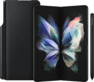 Samsung Galaxy Z Fold 3 512GB Grün 5G + Samsung Note Pack Book Case Schwarz mit S Pen