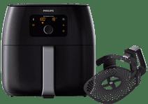 Philips Avance Airfryer XXL HD9650/90 + Pizza-Kit