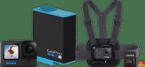 GoPro HERO 10 Black - Chest Mount Kit (128GB)