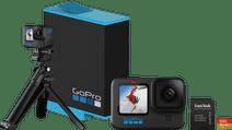 GoPro HERO 10 Black - Starterkit (128GB)