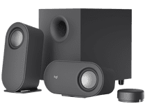 Logitech Z407 Bluetooth PC-Lautsprecher Schwarz