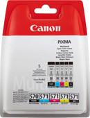 Canon PGI-570 / CLI-571 Patronen Kombipack