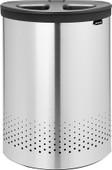 Brabantia Wäschebox 55 Liter Matt Steel