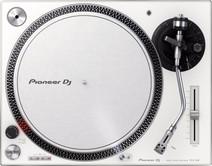 Pioneer PLX-500 Weiß