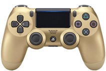 Sony DualShock 4 Controller PS4 V2, Gold