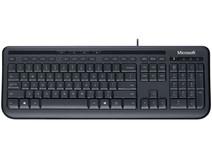Microsoft 600 Tastatur mit Kabel Qwertz