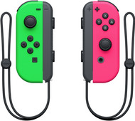 Nintendo Switch Joy-Con Set Splatoon, Grün/Rosa