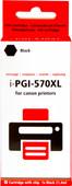 Pixeljet PGI-570XL Patrone Schwarz